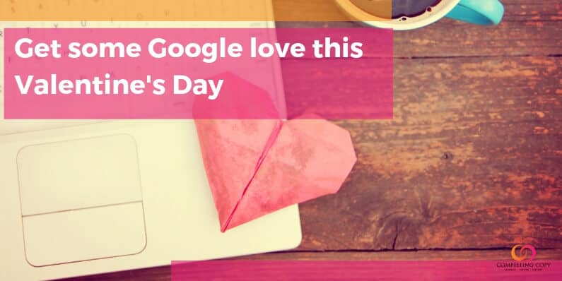 Get some Google love this Valentine's Day